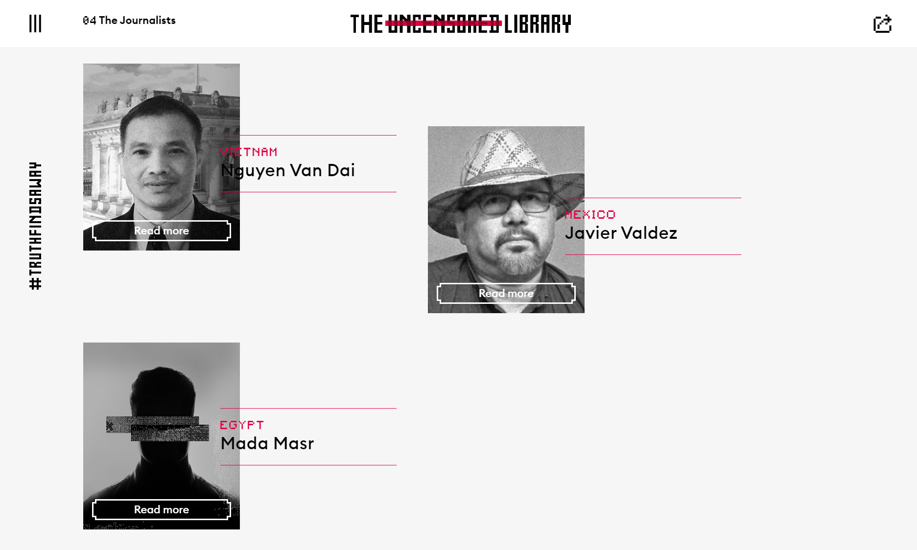 The Uncensored Library - Website of the Day
