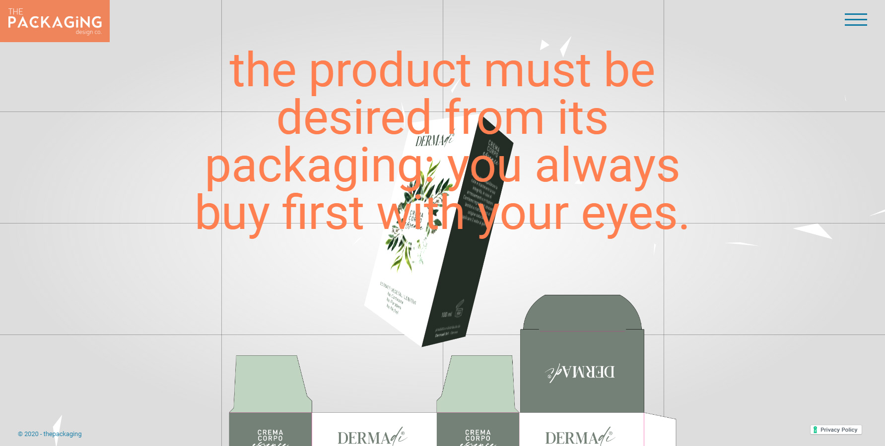 The Packaging - Website of the Day