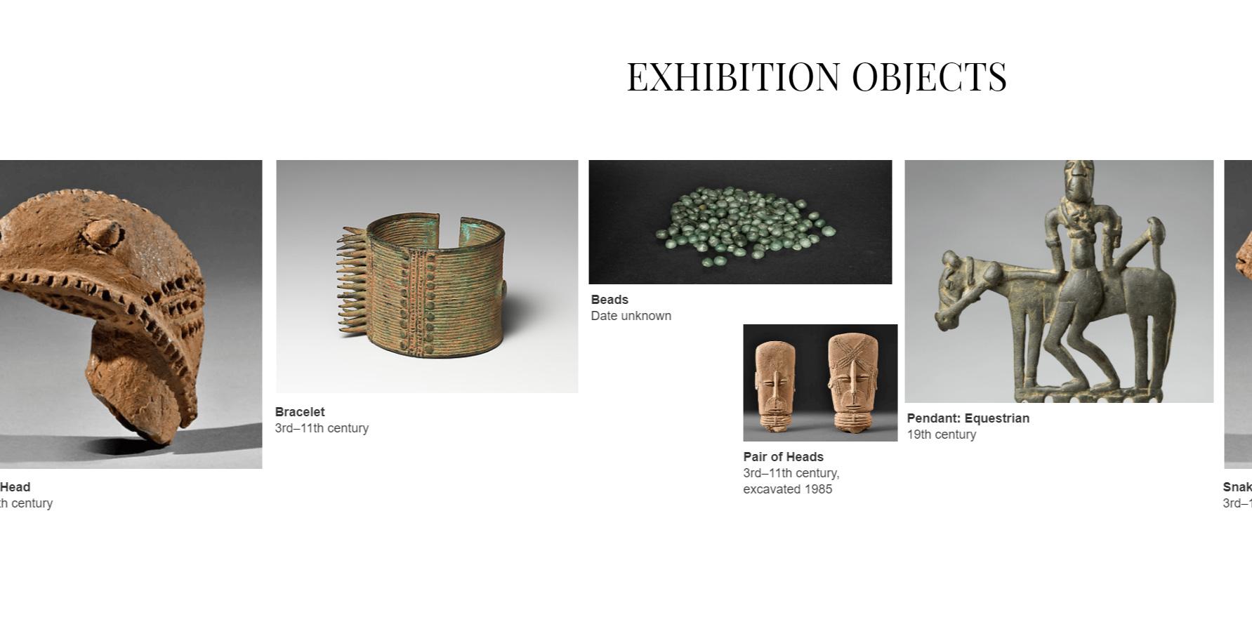 THE MET MUSEUM - Website of the Day