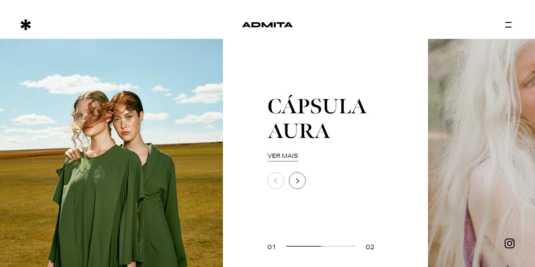 Admita - Website of the Day