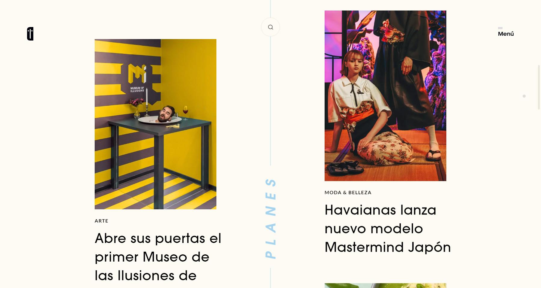 Revista el duende - Website of the Day