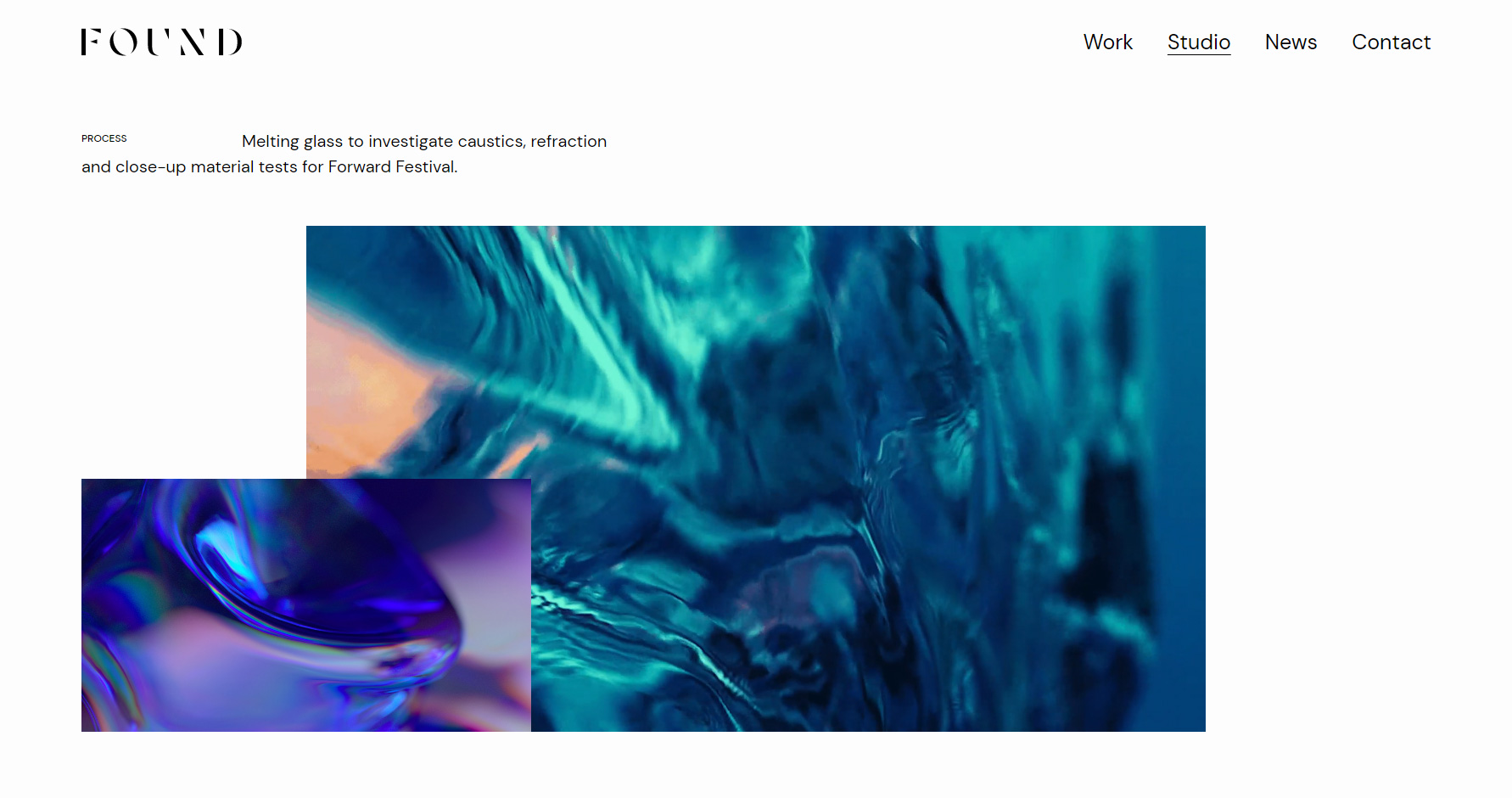 Found - Website of the Day