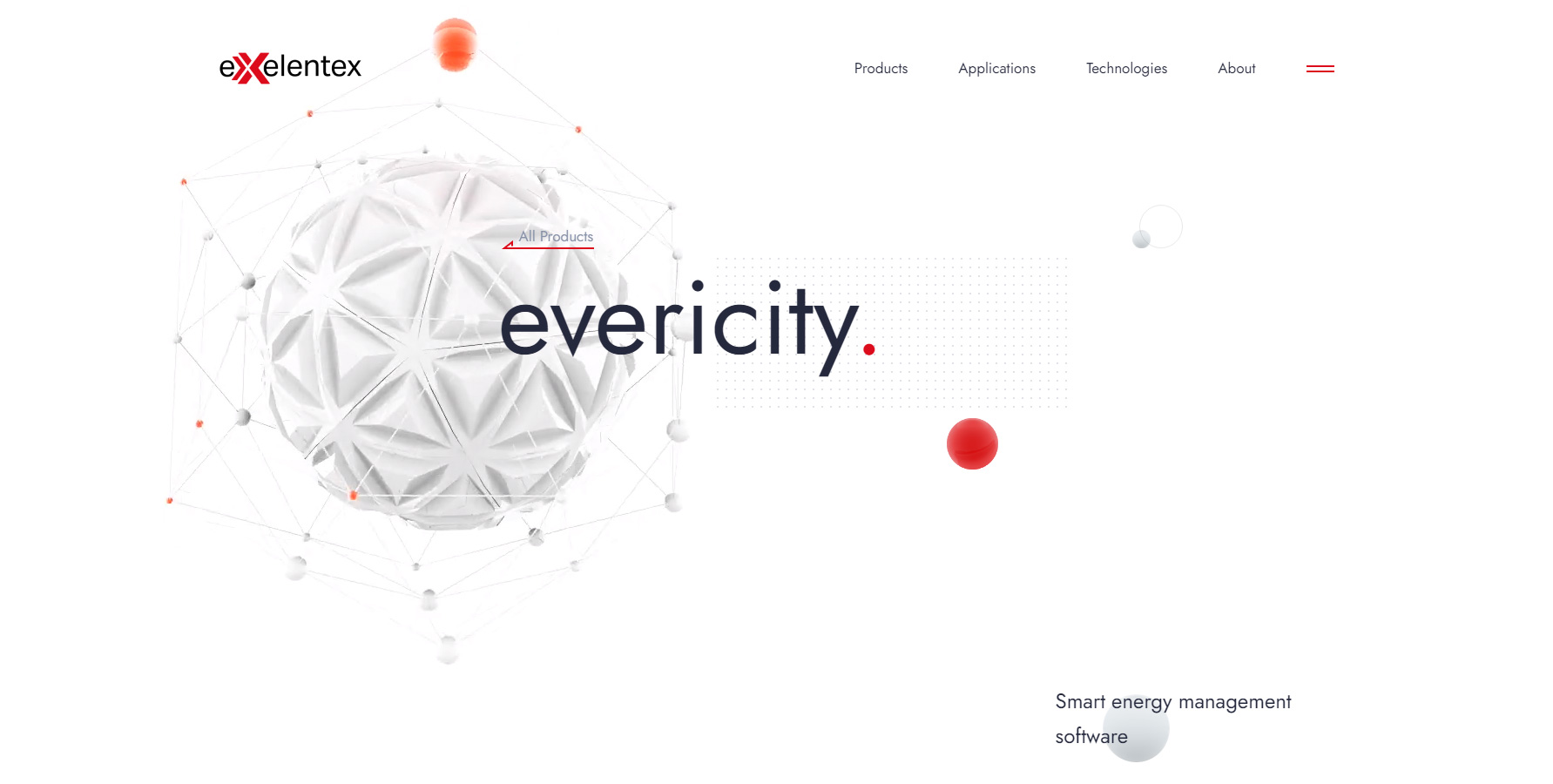 eXelentex - Website of the Day