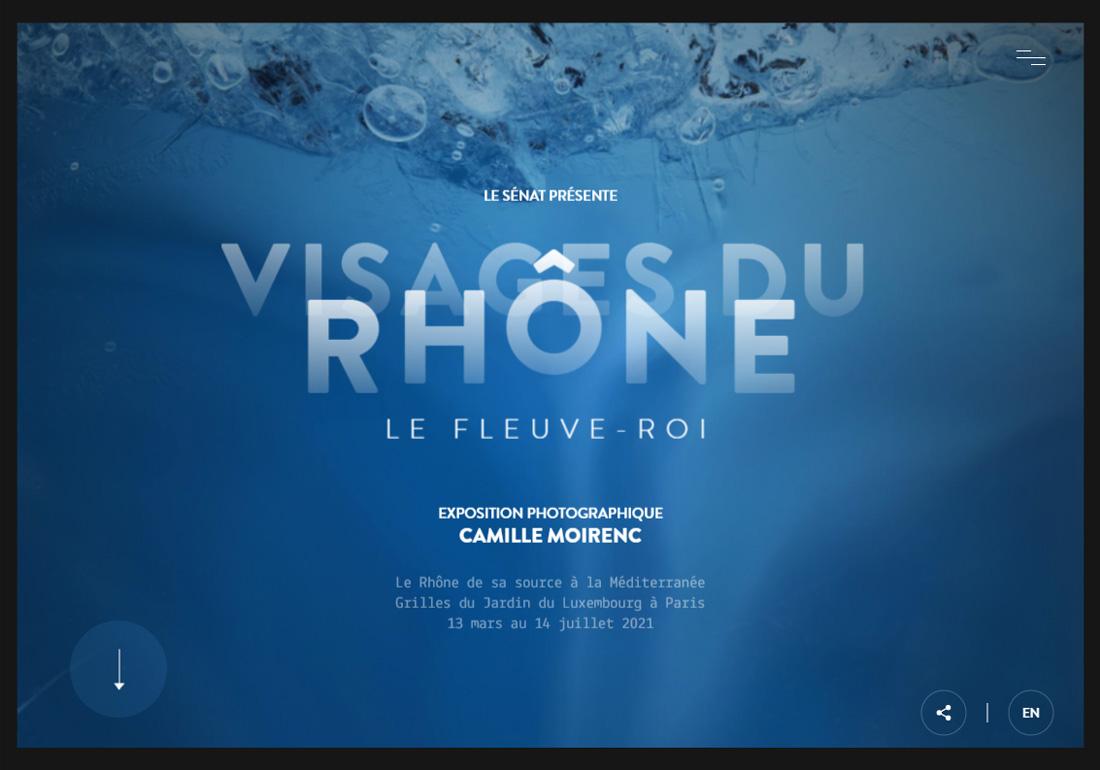 Visages du Rhône