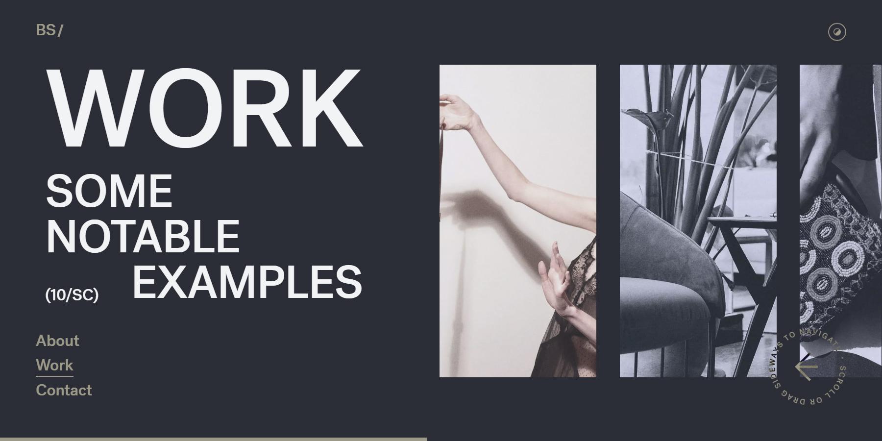 Banila Studio - Website of the Day