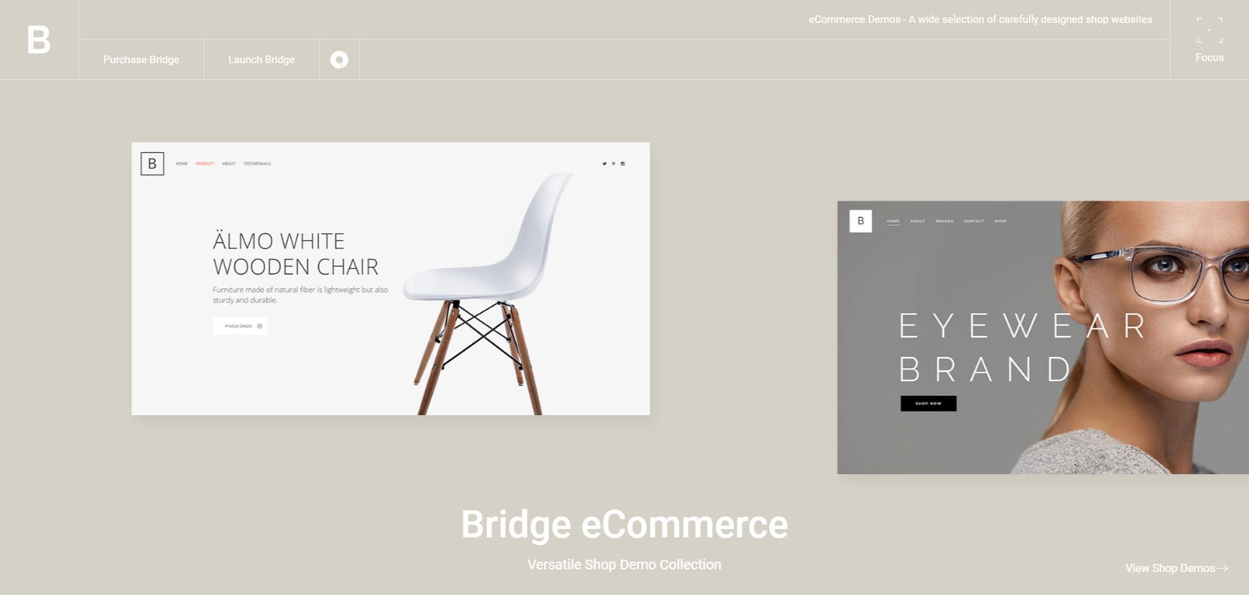 Bridge Tour - Website of the Day