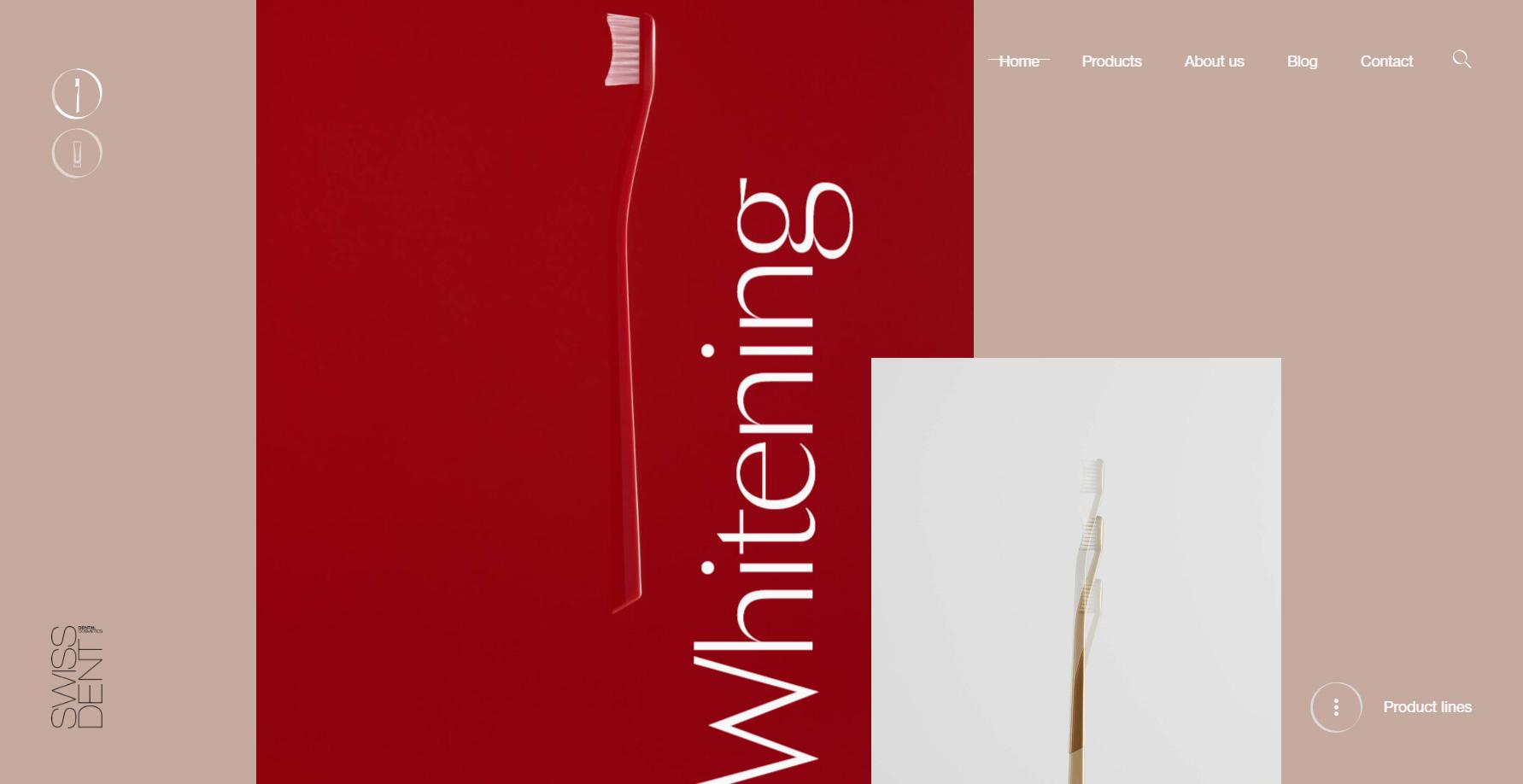 Art of Swissdent - Website of the Day