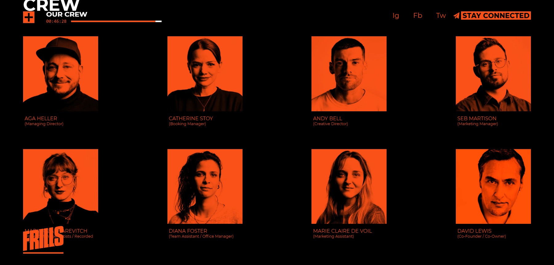 Frills - Website of the Day