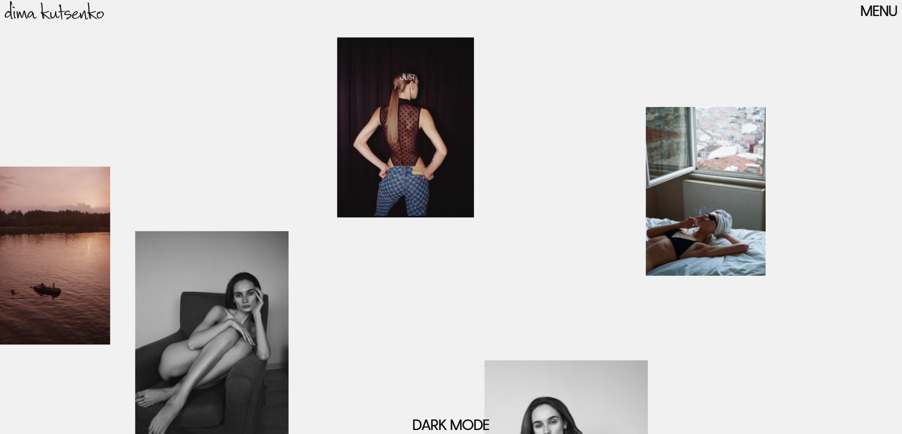 Dima Kutsenko - Website of the Day