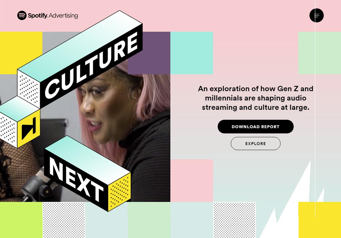 Spotify Culture Next 2021