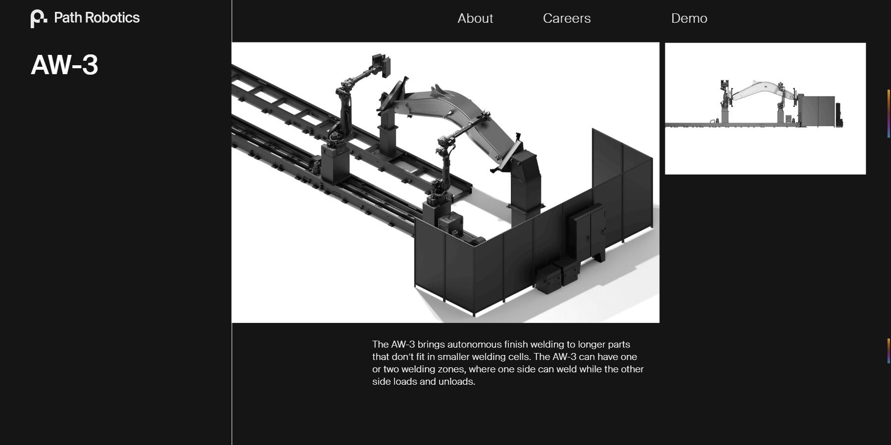 Path Robotics - Website of the Day