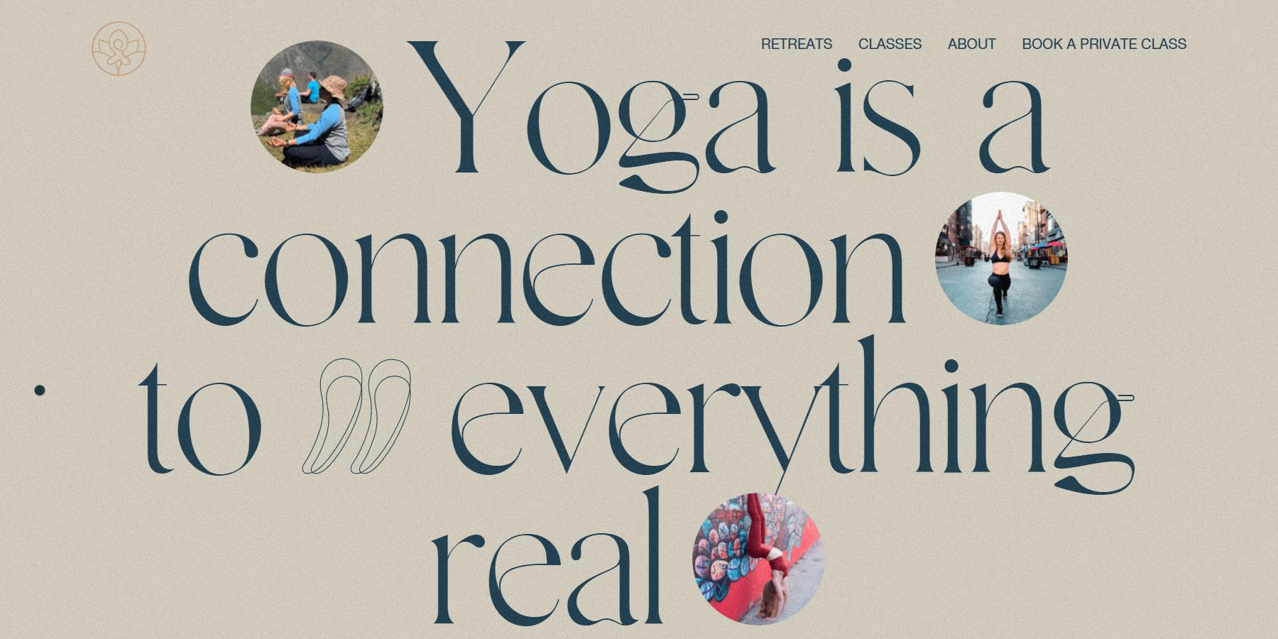 Hoboken Yogi - Website of the Day